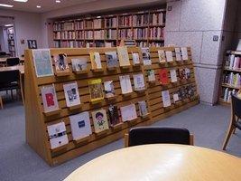 図書室特集展示.JPG