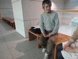 緑リボン森田さん.JPG